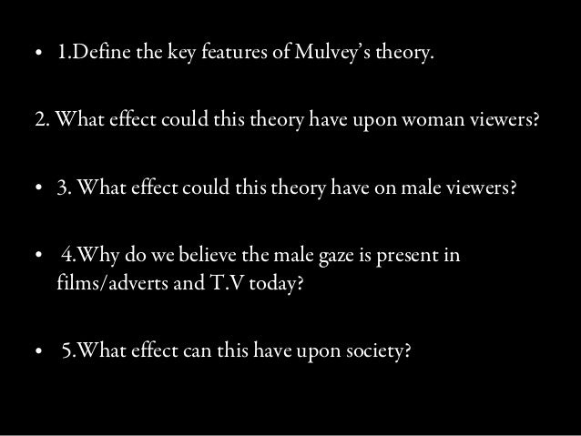 laura mulvey and her relavance to In her famous essay, laura mulvey holds that the way in which  recent  scholarship on lacan and his relevance for film studies has focused.