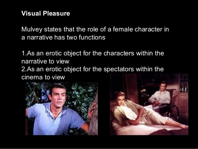 "laura mulvey essay In this paper we are going to discuss the position of laura malvey in her work ""visual pleasure and narrative cinema essay by laura mulvey laura mulvey."