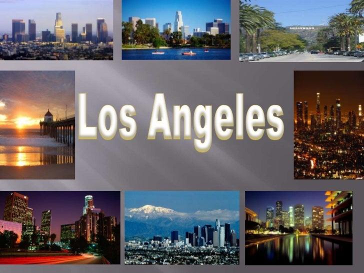 Los Angeles est la   deuxième plus grande   ville des États-Unis   après New York. Elle   est située dans le sud   de la C...