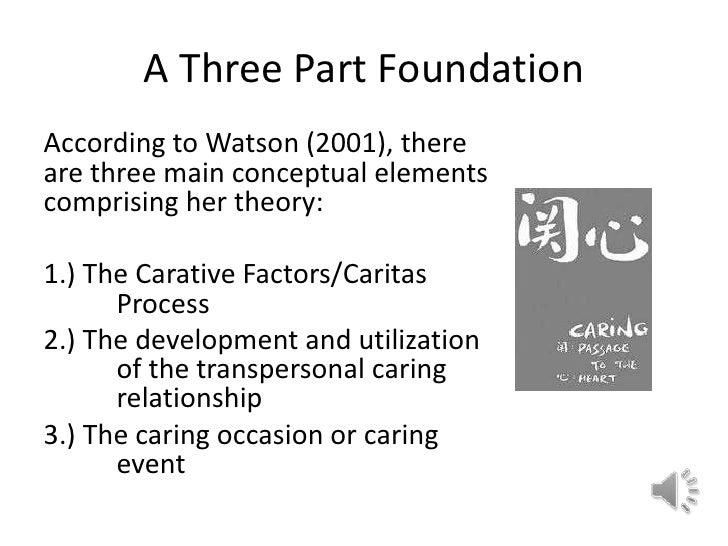 jean watsons 10 caritas