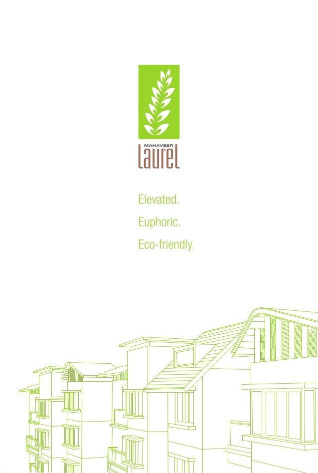 Mahaveer Laurel brochure