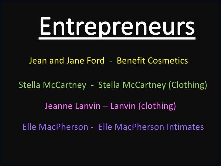 Lauren entrepreneurs task