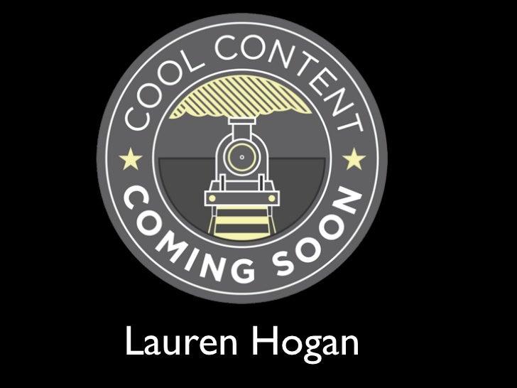 Lauren Hogan
