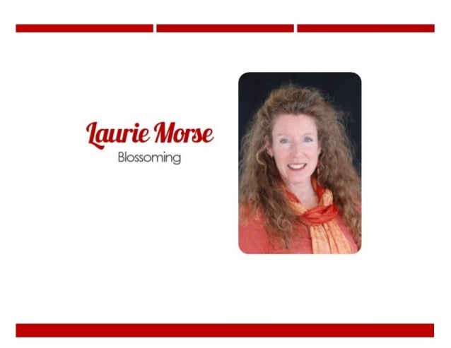 Mighty Spirit Award Winner 2014 - Laurie Morse
