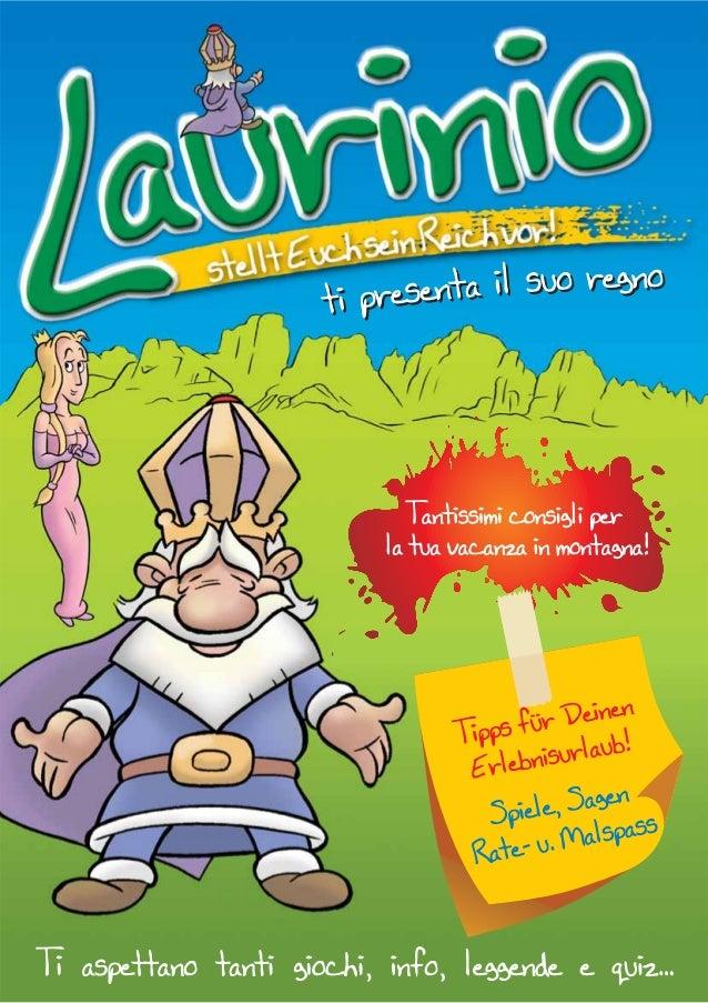Kindermagazin Laurinio
