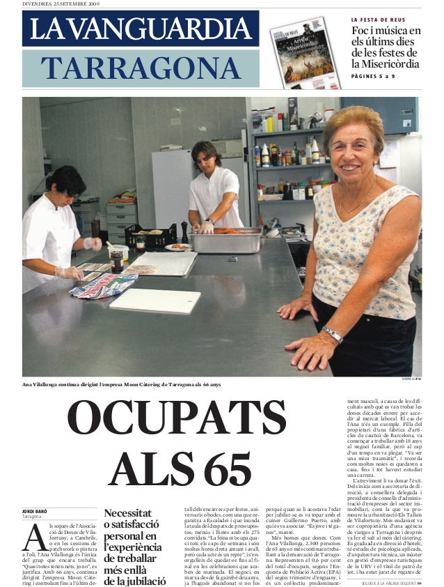La Vanguardia. Articles. Societat