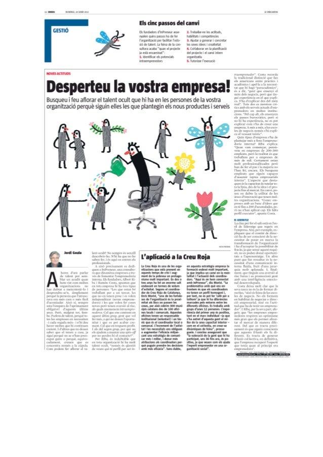 La vanguardia inpreneur-20130120