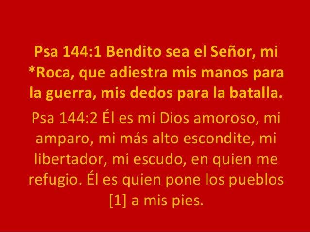 Resultado de imagen para Bendito el Señor, mi Roca  Bendito el Señor, mi Roca,