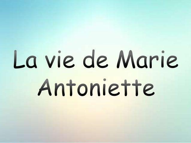 Marie-Antoinette-Joseph- Jeanne de Habsbourg Lorraine