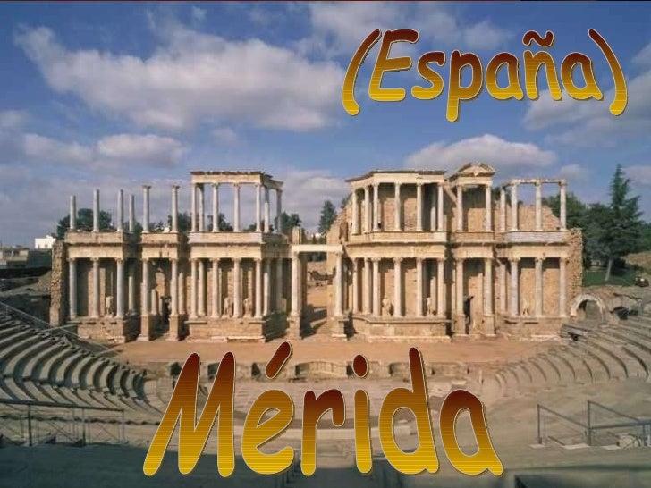 Le Ville De Merida Mérida (España)