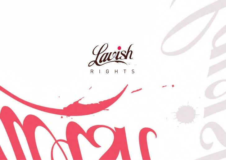London based Lavish Rights is a creator and developer        of character based intellectual property.We specialise in mak...