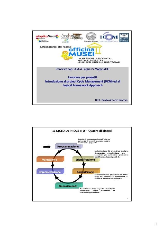 11Università degli Studi di Foggia, 27 Maggio 2013Università degli Studi di Foggia, 27 Maggio 2013Università degli Studi d...