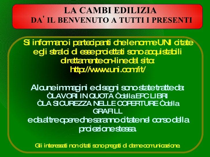 Lavori In Quota   Linea Vita Coperture Arturo Ing Anniballo