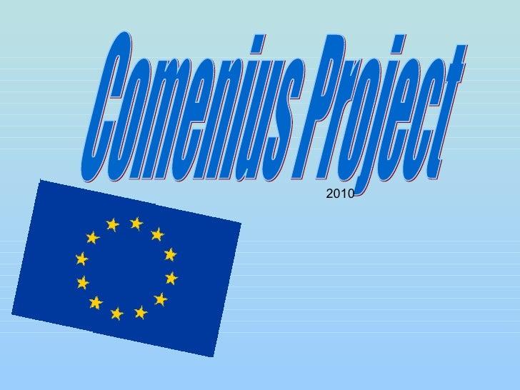 Comenius 2008-2010 2