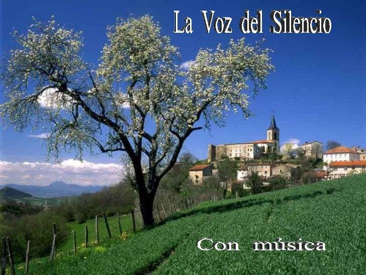 La voz del_silencio