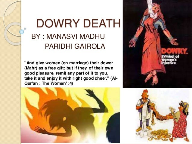 Essay on Dowry System in India