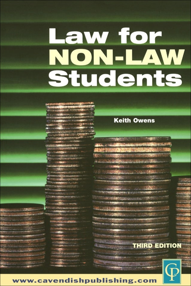 Law for-non-law-students