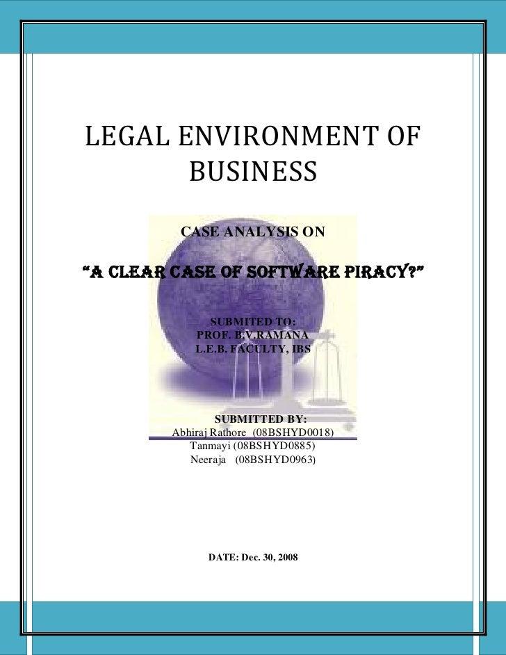 Law Report Final Final