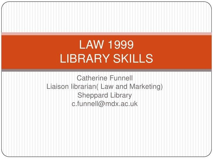Law 1999