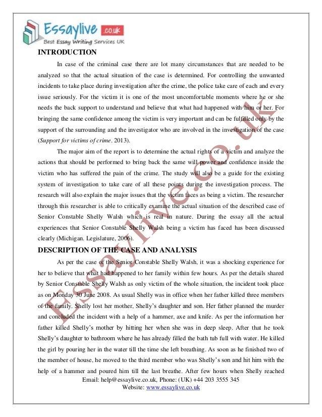 Criminal Investigation Process Essay Ideas - image 5