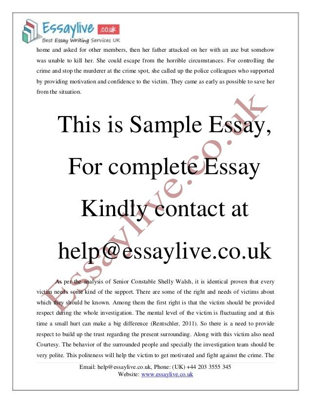 Law Essays | Canadian Essay Writing Service - The Uni Tutor