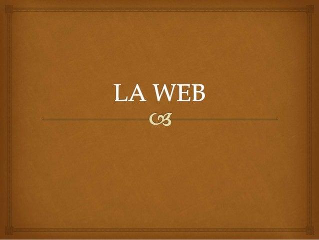   TIPOS DE WEB  WEB 1.0  WEB 2.0  WEB 3.0 MENU