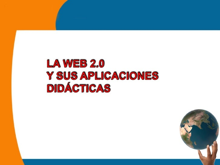 La web 2.0 en teleformación