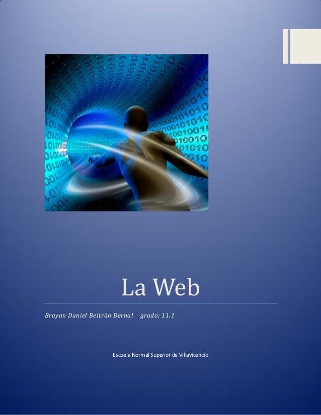 La web bdbb 11.1