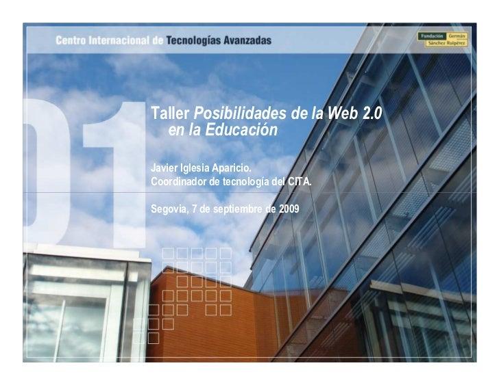 La web en la educación