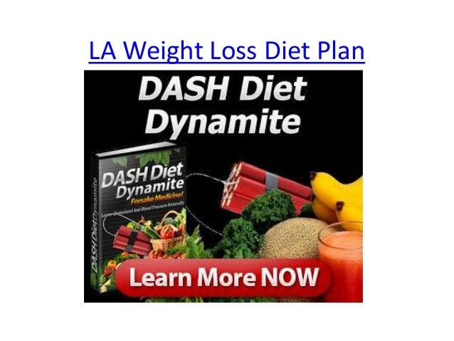 la weight loss diet plan gold