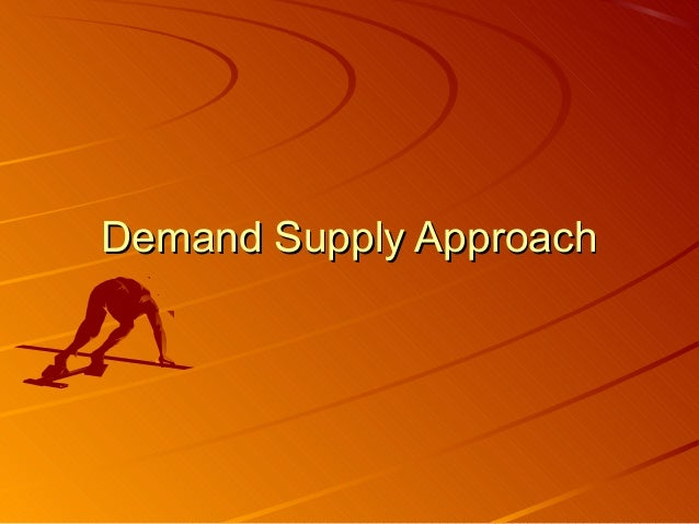 Law of demand and supply - Unitedworld School of Business