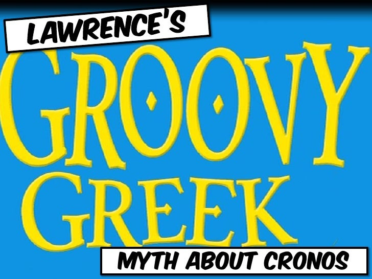 Myth about cronos