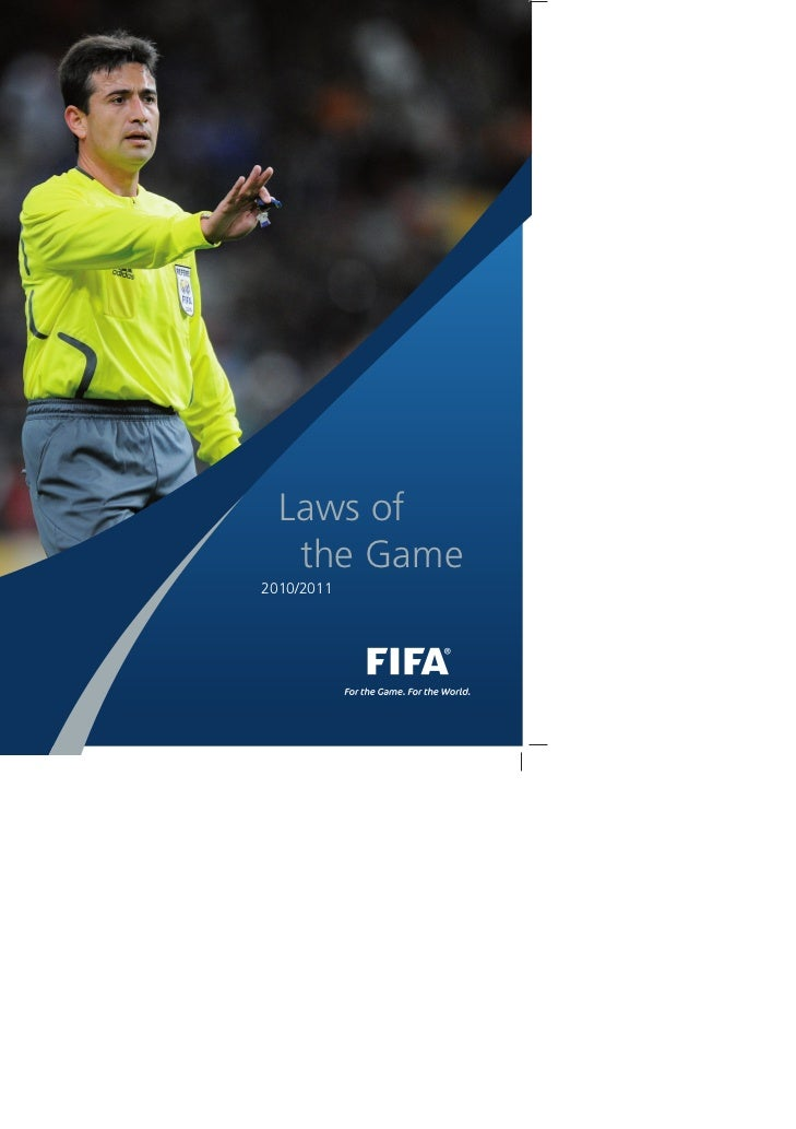Laws of   the Game2010/2011
