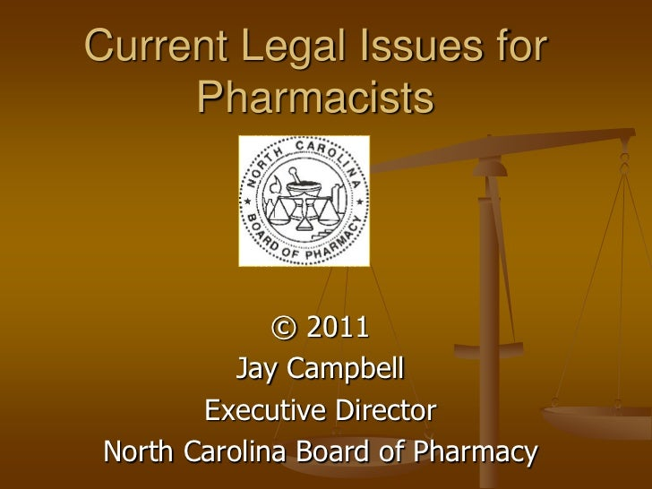 Law update, march 2011