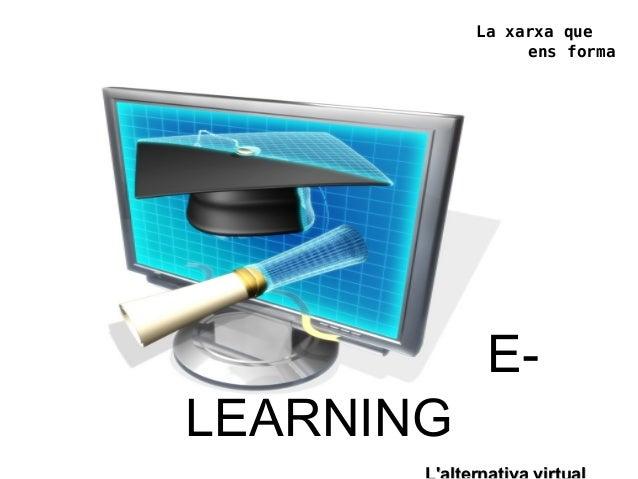 La xarxa que ens forma E- LEARNING