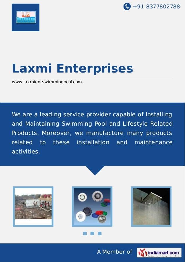 Pool Under Construction by Laxmi enterprises