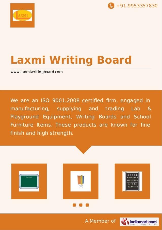 Laxmi writing-board