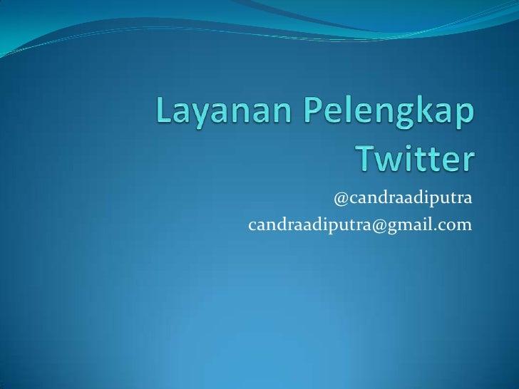 @candraadiputracandraadiputra@gmail.com