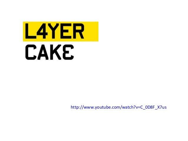 Layer Cake Presentation