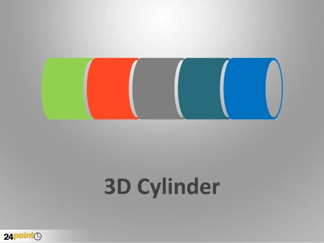 3D Cylinder Diagram 1 Add a few words here to describe what you need. A few words will fit here