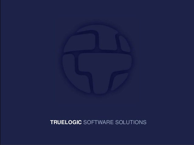 TRUELOGIC SOFTWARE SOLUTIONS
