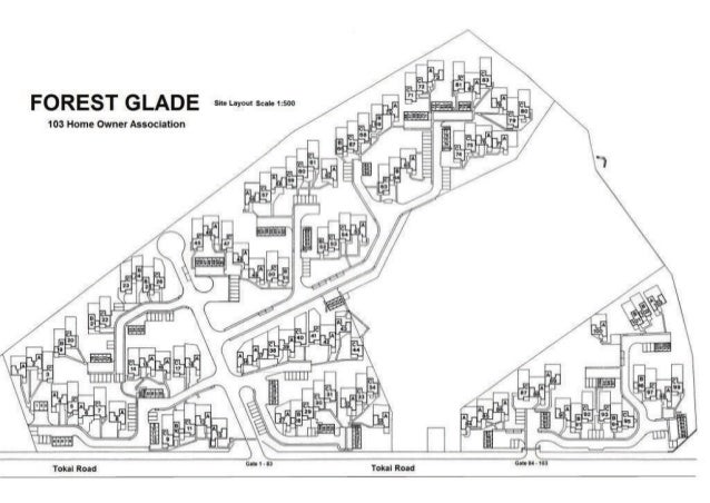 Forest Glade Layout