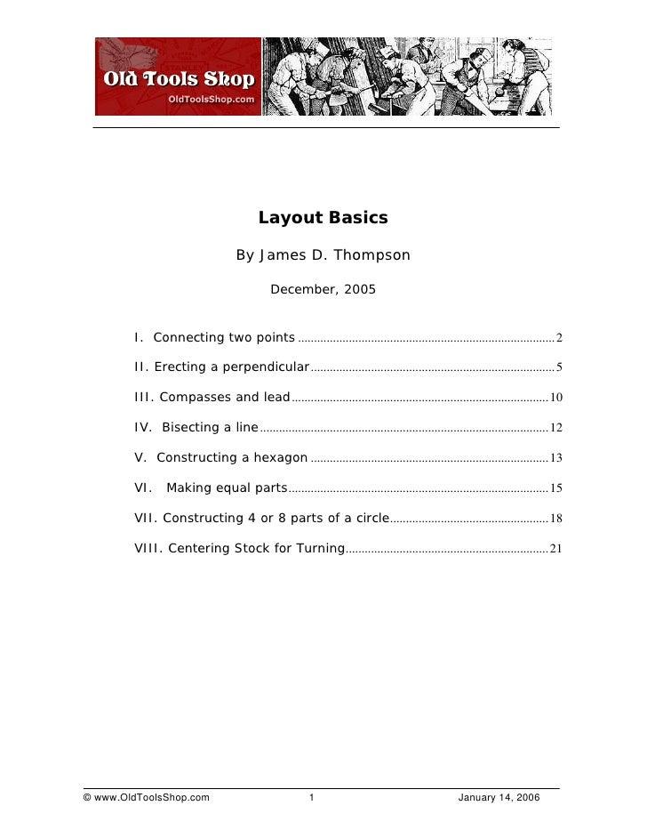 Layout Basics I Ne