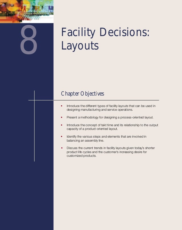 the basic types of facility layout View notes - notes on facility layout from global sup 3630 at wayne state university products types of layouts four basic layout types consisting of: process layouts - group similar resources.