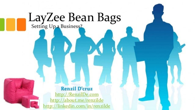 Business Plan : LayZee Bean Bags