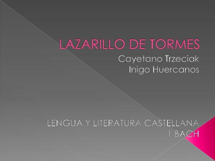    1. ACLARACION HISTORICA DEL LIBRO   2. MENSAJE Y CRITICA   3. LA NOVELA PICARESCA   4. VIDA DE LAZARO A LO LARGO DE...
