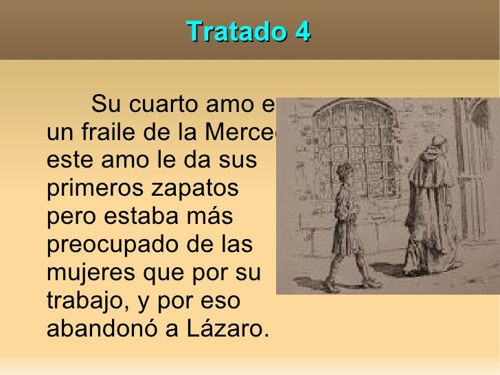 living la vida de lazarillo essay Context from the book la vida de lazarillo de tormes y de sus fortunas y adversidades (which i'm reading for pleasure) lazarillo had been begging, and brought home some bread, tripe and a cow's hoof.