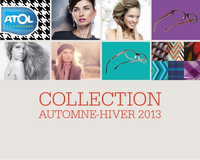 Collection automne-hiver 2013