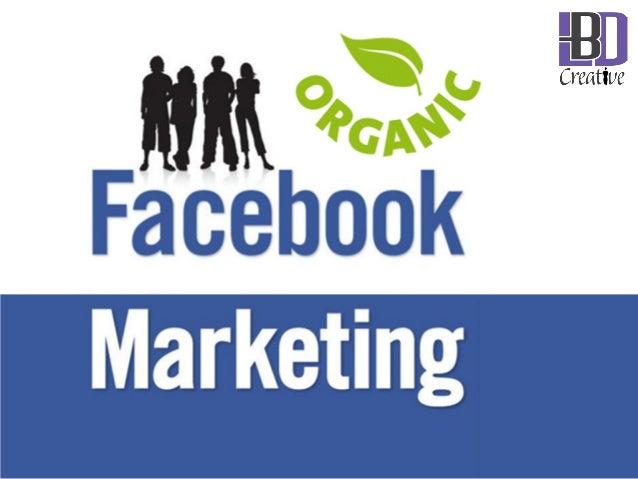 Organic Facebook Marketing for SMX Israel 2014