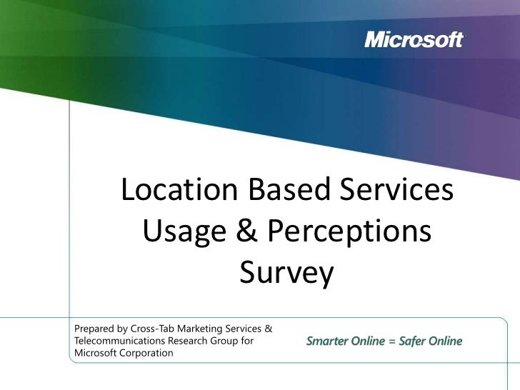 Lbs usage and_perceptions_survey_presentation